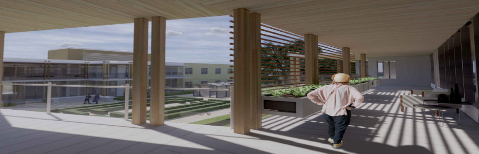 Plans forging ahead for publicly-funded dementia village